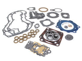 Engine Gasket Kit. Fits Big Twin 1936-1947 with Knuckle Engines.