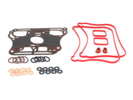 Rocker Cover Gasket Kit. Fits Sportster 2007up.