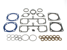 Top End Gasket Kit. Fits Sportster 1957-1971 with 900cc Ironhead Engine.