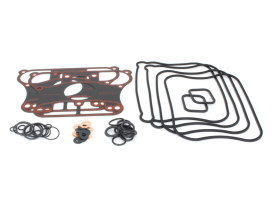 Rocker Cover Gasket Kit. Fits Sportster 1986-1990.
