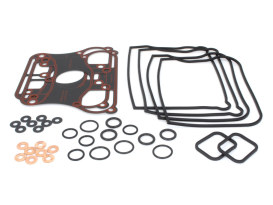 Rocker Cover Gasket Kit. Fits Big Twin 1984-1991 with Evo Engine.
