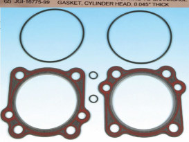 Cylinder Head Gasket Kit. Fits Big Twin 1999-2011 with  88
