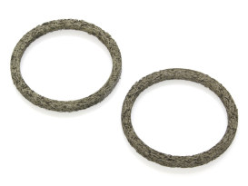 Exhaust Gasket Kit. Fits Big Twin 1984up & Sportster 1986up.