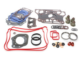 Top End Gasket Kit. Fits Sportster 2007up with 883cc or 1200cc Engines.