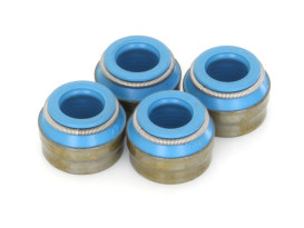 Valve Guide Seals. Fits Big Twin 1984-1999 with Evo Engine, Sportster 1984-2004 & Big Twin 1999-2004 with Twin Cam Engine.