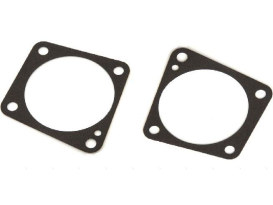 Front & Rear Tappet Block Gaskets. Fits Big Twin 1948-1999.