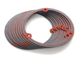 Derby Cover Gasket - Pack of 10. Fits Big Twin 1970-1998.