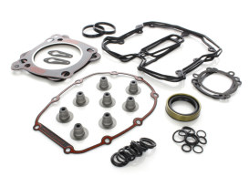 Engine Gasket Kit. Fits Touring 2017up & Softail 2018up.
