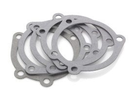 Air Filter Backplate Gasket. Fits Big Twin 1990-1995, Sportster 1988-1995 & CV/Delphi with Custom Air Filter.