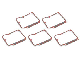 Transmission Top Cover Gasket. Fits Softail & Touring 2000-2006 Models with 5 Speed Transmission.