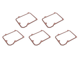 Transmission Top Cover Gasket - Pack 5. Fits 5Spd Softail & Touring 1986-2006 & FXR 1986-1994.