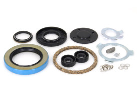 Transmission Main Shaft Seal Kit. Fits Big Twin 1936-1979.