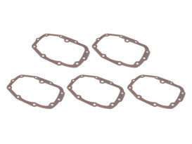 Transmission Bearing Cover Gasket - Pack of 5. Fits 5Spd Big Twin 1999-2006.
