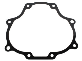Transmission Bearing Cover Gasket. Fits Softail 2007-2017, Touring 2007-2016 & Dyna 2006-2017.