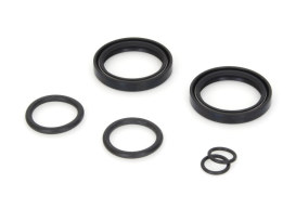33.4mm Fork Tube Seal Kit. Fits Narrow Glide 1971-1972 Models.