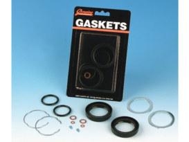 Seal Kit; Fork NG 39mm '87up FXD'91-05, FXR'87-94, XL'87up (Kit)