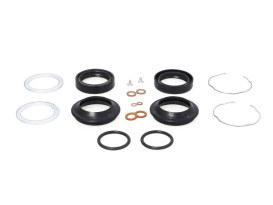 39mm Fork Tube Seal Kit. Fits Dyna 1991-2005, FXR 1987-1994 & Sportster 1987up Models.