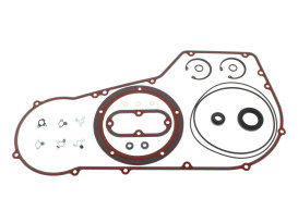Primary Cover Gasket Kit. Fits Softail 1994-2006 & Dyna 1994-2005.