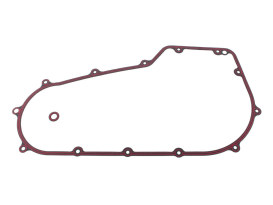 Primary Cover Gasket. Fits Softail 2007up & Dyna 2006up Models.