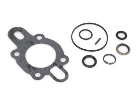 Oil Pump Gasket Kit. Fits Sportster 1977-1990.