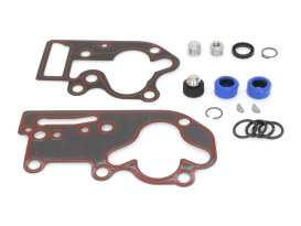 Oil Pump Gasket Kit; Fits Big Twin 1992-1999.