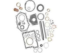 Trans Rebuild Kit; Big Twin'36-E76 4spd