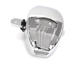 Forceflow Head Cooler - Chrome. Fits Touring 1999up.
