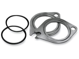 Manifold Spacer Kit; Big Twin'06up O/Sw/Intake port size of 1.80