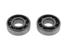 Transmission Trap Door Bearings. Fits Big Twin 1980-1998 with 5 Speed Transmission & Sportster 1991-2003.