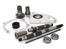 12mm Primary Offset Kit; Allows Wider tyres to be fitted to Touring Models from 1999-2006
