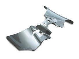 Saddle Shields, Reflective Heat Deflectors - Smoked. Fits Twin Cam Dyna 1999-2017