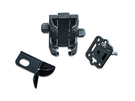 Right Fairing Mount Tech-Connect Kit - Black.