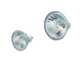 Replacement 20 Watt Bulb. Fits Kuryakyn Small Silver Bullet lights.