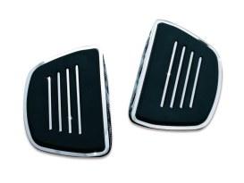 Premium Mini Floorboards without Mounts - Chrome.
