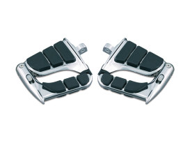 SwingWings Footpegs with Male Mount - Chrome.