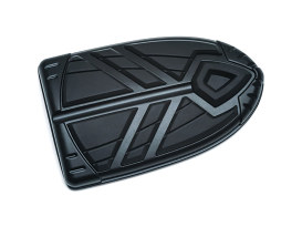 Spear Brake Pedal Pad - Black. Fits Indian 2014up.