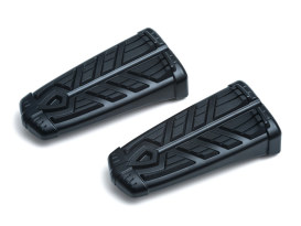 Footpegs; w/Out Adaptors Spear Blk Splined