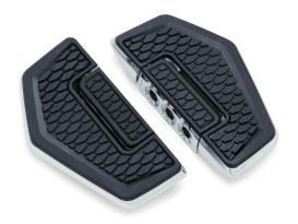 Hex Folding Mini Boards - Chrome