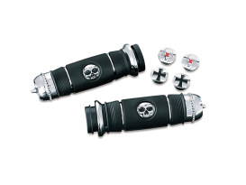Transformer Handgrips - Chrome. Fits H-D with Throttle Cable.