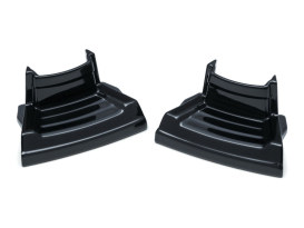 Precision Spark Plug Covers - Black. Fits Touring 2017up & Softail 2018up.