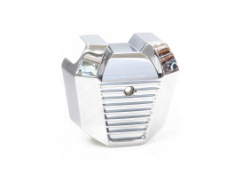 Precision Coil Cover - Chrome. Fits Softail 2018up.