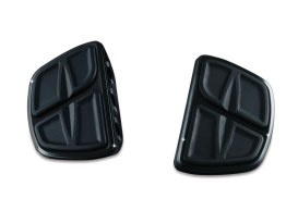 Kinetic Mini Floorboards without Adapter Mounts & with Black Finish.