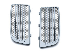 Radiator Grills. Fits Touring 2014up Twin Cooled.