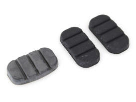 ISO Replacement Brake Pad Rubber Kit. Fits #'s K8027 & K8857.