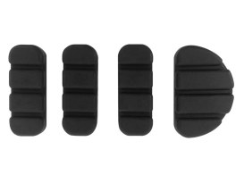 ISO Replacement Brake Pedal Rubber Kit. Fits # K8044.