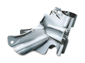 Neck Cover - Chrome. Fits FLST, Heritage Softail Classic, FLSTF & Softail Deluxe 2000-2006.