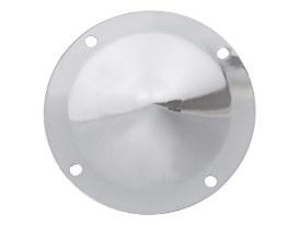 Air Filter Smooth Trap Door - Chrome.