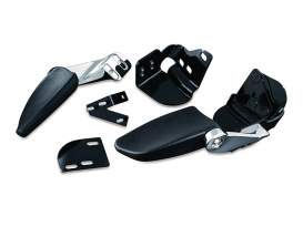 Stealth Passenger Armrests for Touring & Trike. Fits Touring 1997-2013.