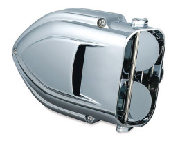 Pro-R Hypercharger Kit - Chrome. Fits Sportster 2007up.