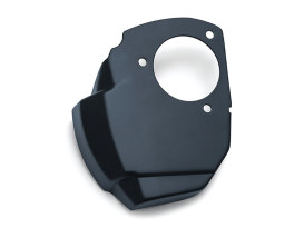 Precision Throttle Servo Motor Cover - Black. Fits Touring 2017up & Softail 2018up.